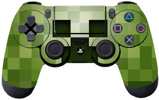 Bolcom Gameid Ps4 Dualshock 4 Controller Skin Sticker