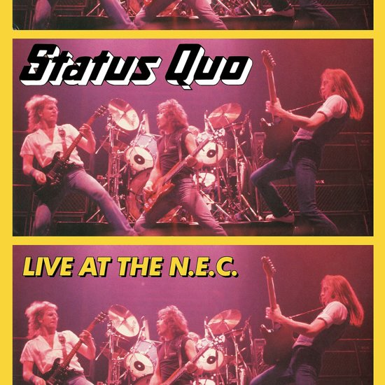 Live At The N.E.C.