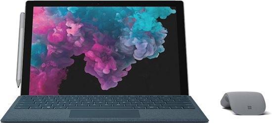 Microsoft Surface Pro 6 (2019) - 12.3 inch - Core i5 - 128GB - Grijs