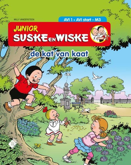 Junior Suske en Wiske  - De kat van Kaat