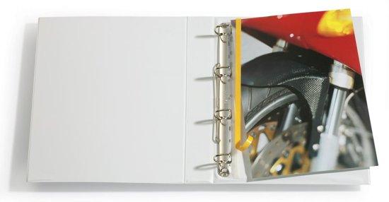 2x Durable Filefix voor A4, 295x25mm, doos a 250 stuks