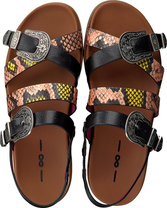 181 Dames Sandalen Bogoria - Zwart