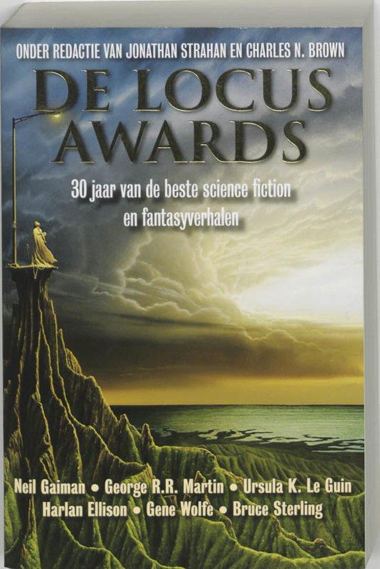 Cover van het boek 'De locus awards' van C. Browne en J. Strahan