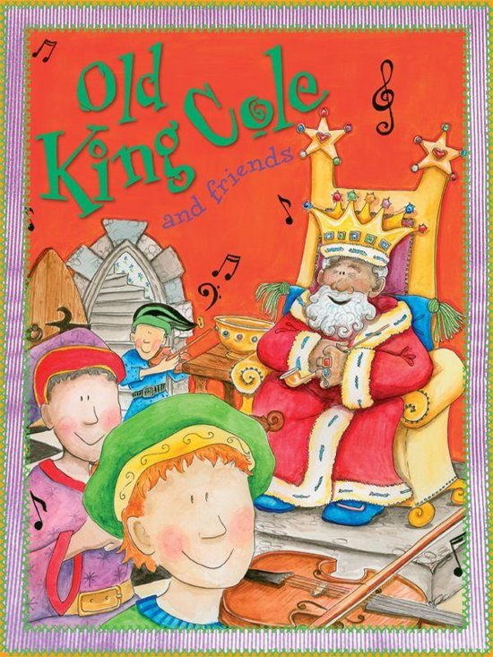 Old King Cole, First Edition