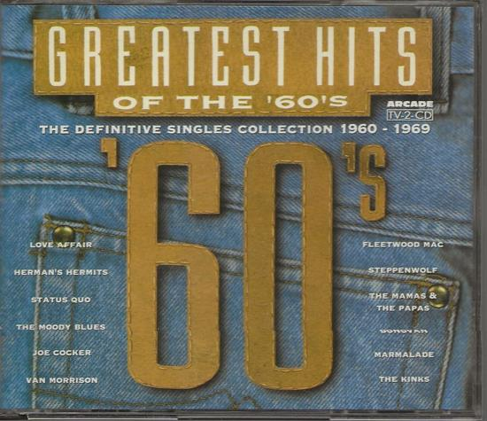 GREATEST HITS OF THE 60;S