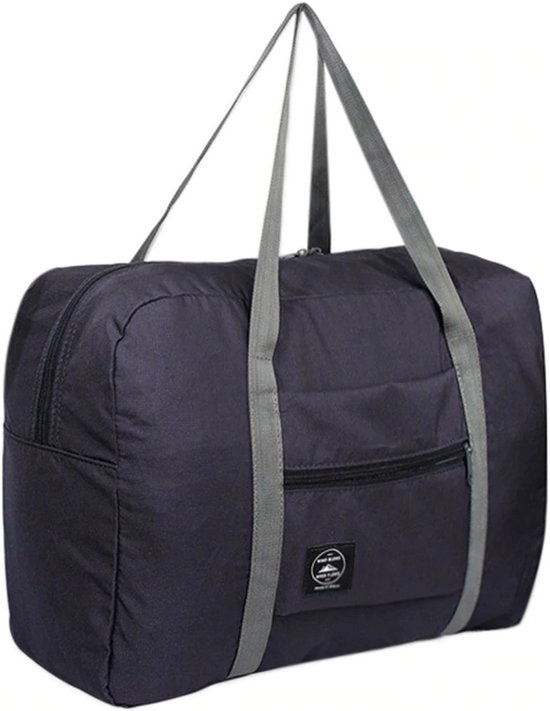 c97162bac79 bol.com | Opvouwbare reis tas duffel | Travel bag | Grote reis organizer |  Donkerblauw