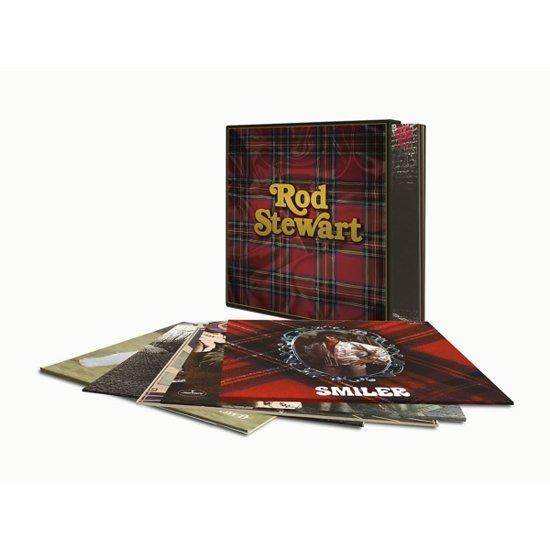 Rod Stewart Album Box (Ltd. Ed.)