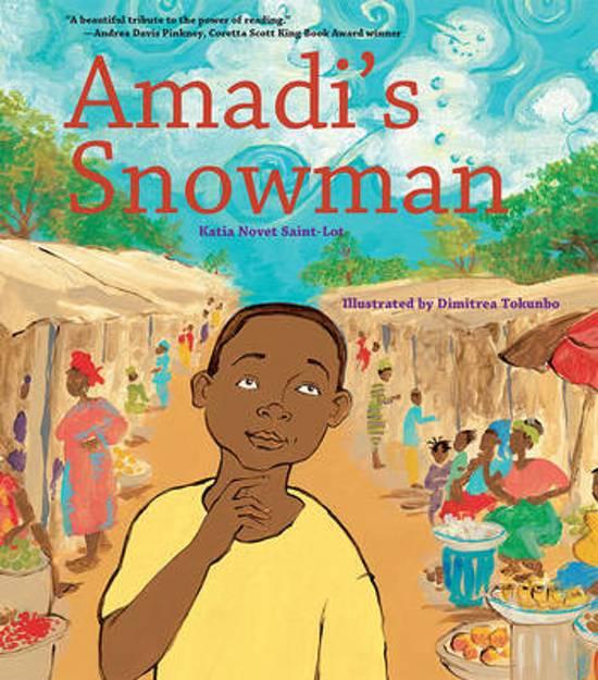 Amadi's Snowman