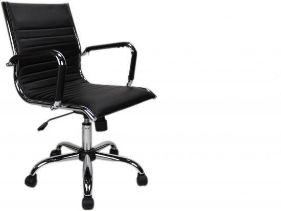 Bol.com bureaustoel small chief zwart