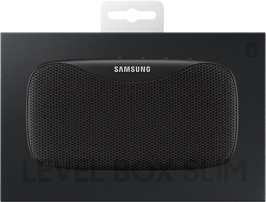 Samsung Level Box Slim Zwart