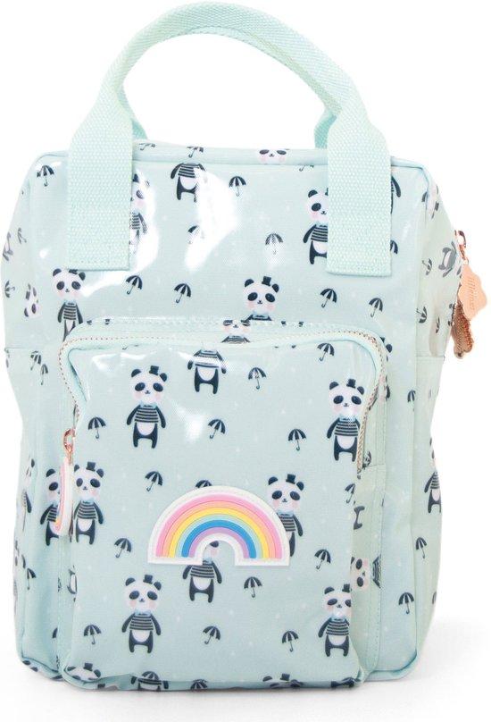 Eef Lillemor rug/schoudertasje Panda mint Mint