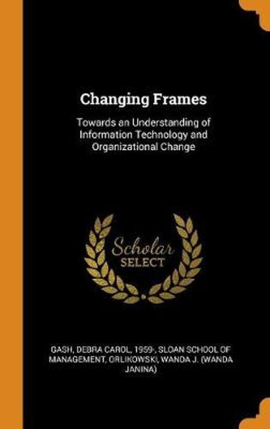 Changing Frames