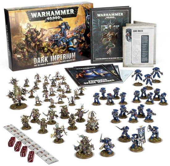 Afbeelding van Warhammer 40,000: Dark Imperium speelgoed