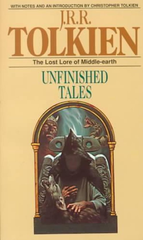 Image result for unfinished tales