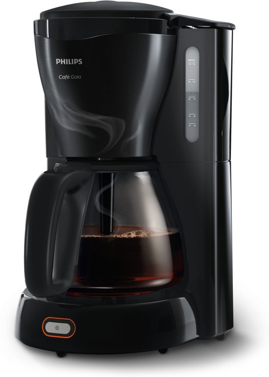 Philips Viva HD7565/20 - Koffiezetapparaat - Zwart