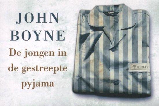 De jongen in de gestreepte pyjama - dwarsligger (compact formaat)