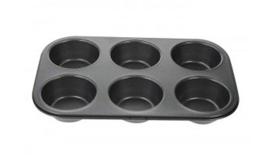 Bakvorm 6 muffins