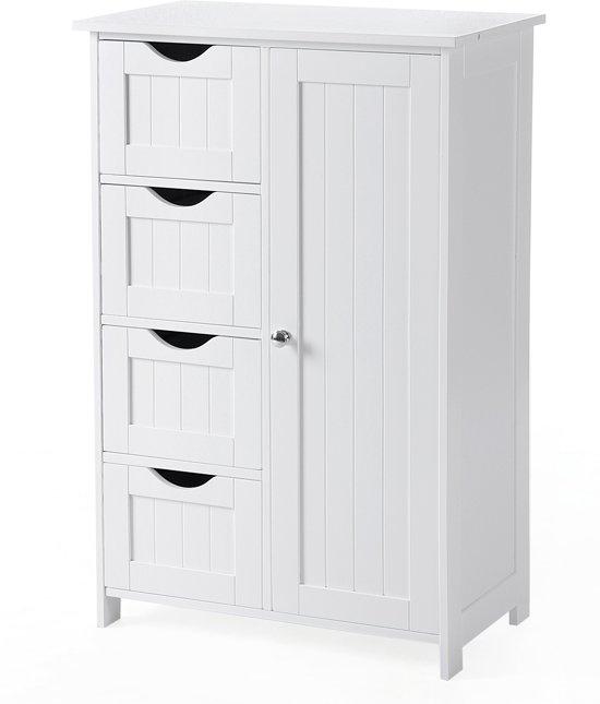 bol.com | badkamer kastje met laatjes