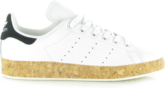 adidas stan smith luxe w wit
