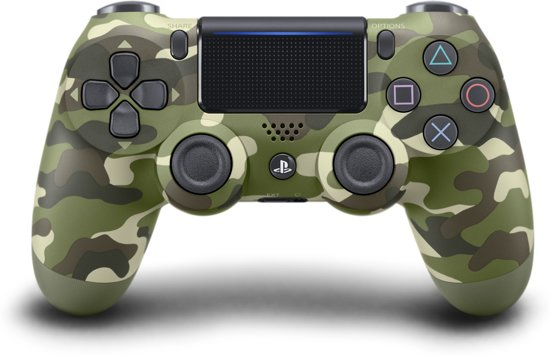 Sony DualShock 4 Controller V2 - Camo - PS4