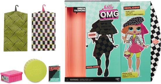 L.O.L. Surprise OMG Neon Q.T. - Tienerpop