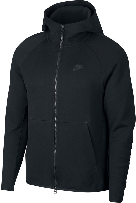 Nike - Men Tech Fleece Hoodie - Heren - maat L