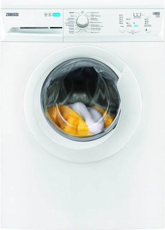Zanussi ZWF71440W - Wasmachine