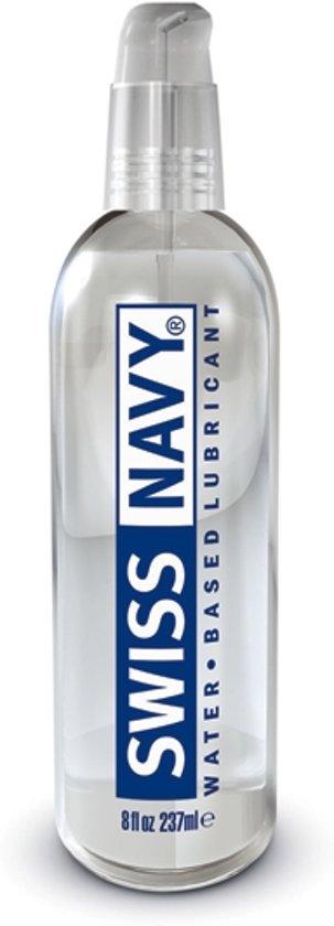 Swiss Navy Waterbased Glijmiddel 237 ml