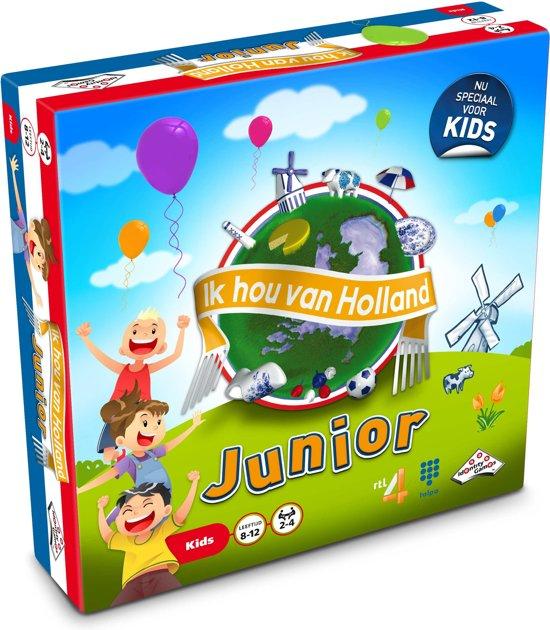 Ik Hou van Holland Junior  - Kinderspel