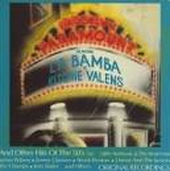 La Bamba &Amp; Other Hits Of The 50's