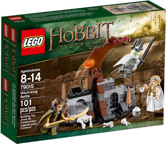 LEGO The Hobbit Tovenaar-Koning Duel – 79015
