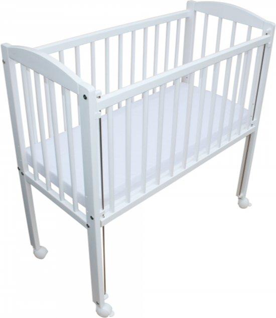 Co-sleeper - bijstelbed - babybed - 90 x 40 cm met matras