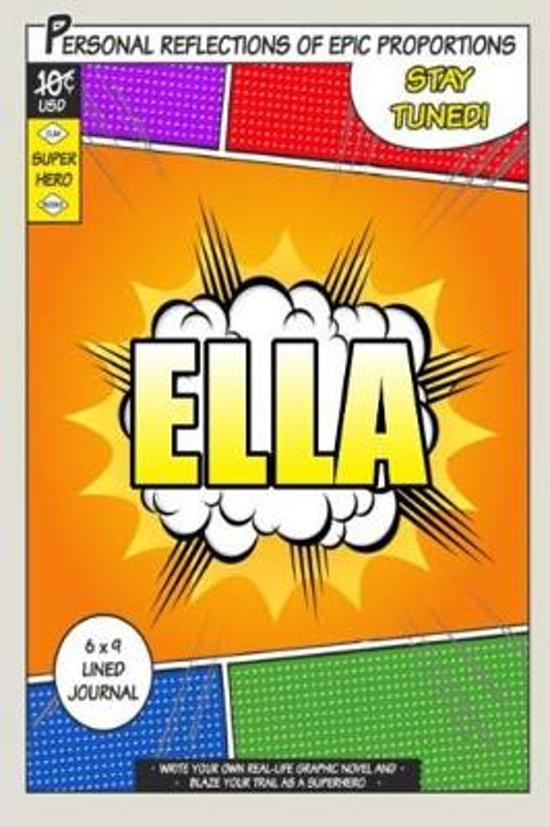 Superhero Ella