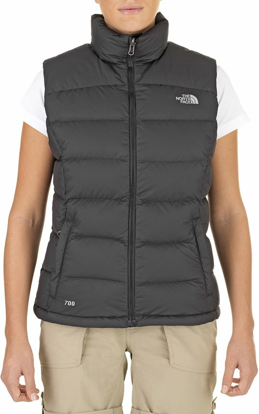 c79bd801bb The North Face Nuptse 2 bodywarmer zwart Maat M