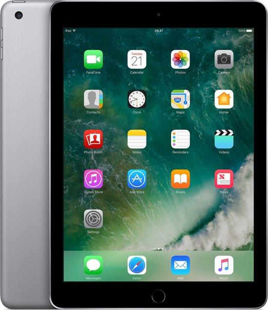 Apple iPad 9.7 (2017) - 32GB - WiFi - Spacegrijs
