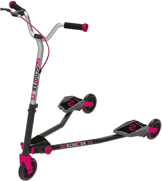 smarTrike Z5 Ski Scooter Step