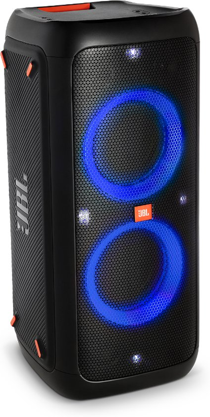 JBL Party Box 200 -  Bluetooth Speaker - Zwart