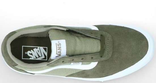 d901d31decb Vans Palomar Sneakers Heren - Maat 46 - (Suede/Canvas) Grape Leaf ...