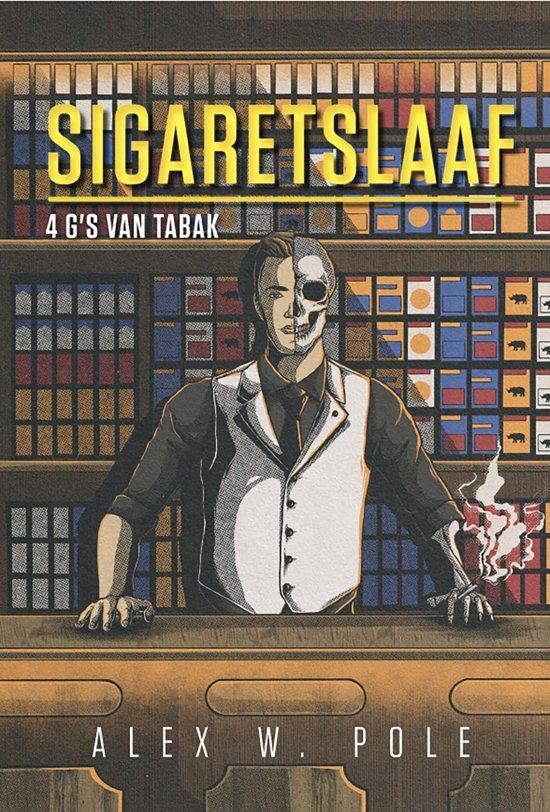 Boek cover SIGARETSLAAF van  (Onbekend)