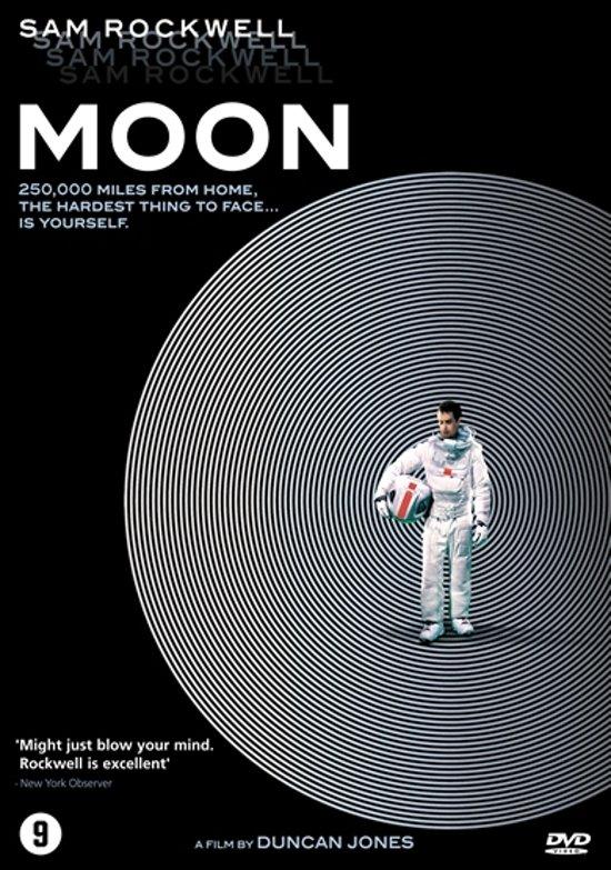 Cover van de film 'Moon'