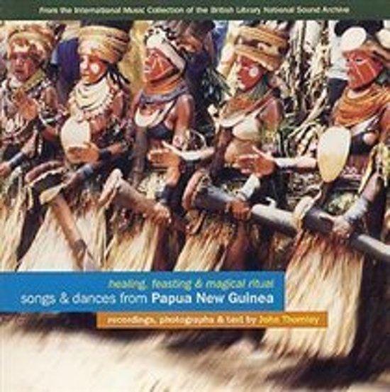 Papua New Guinea. Healing, Feasting