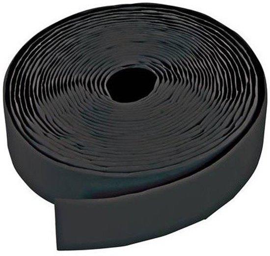 Zwarte Klittenband Rollen, Zelfklevend, 2 Stuks 25 Mm X 5 Meter