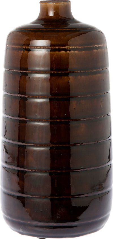 Riverdale Saintes - Vaas - 34cm - bruin
