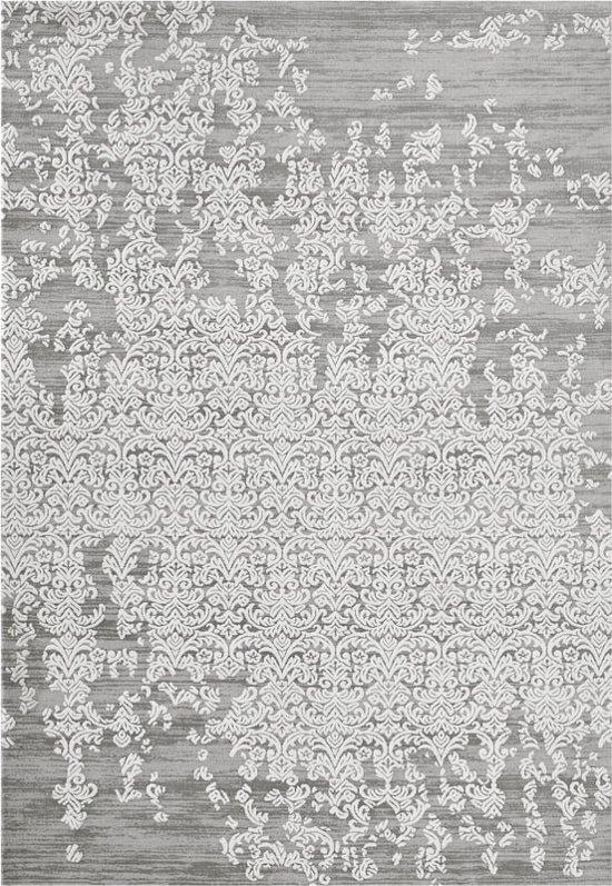 IMPERIA MODERN VLOERKLEED GRIJS 80 X 150 CM