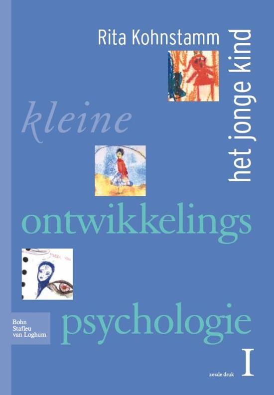 Kleine ontwikkelingspsychologie / 1 / deel Het jonge kind