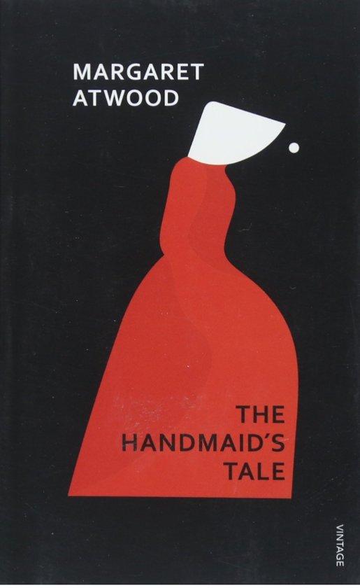 Boek cover The Handmaids Tale van Margaret Atwood (Paperback)