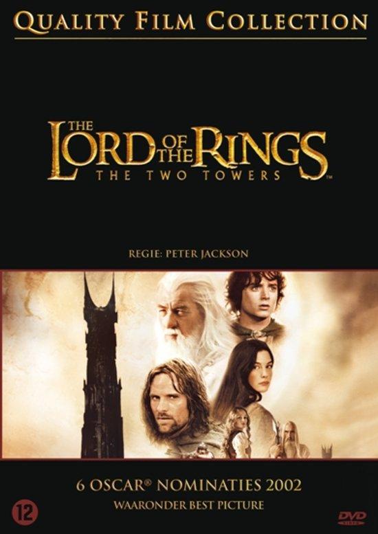 Cover van de film 'Two Towers'