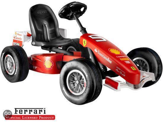 Bol Com Ferrari 150 Italia Gocar Berg Toys Speelgoed