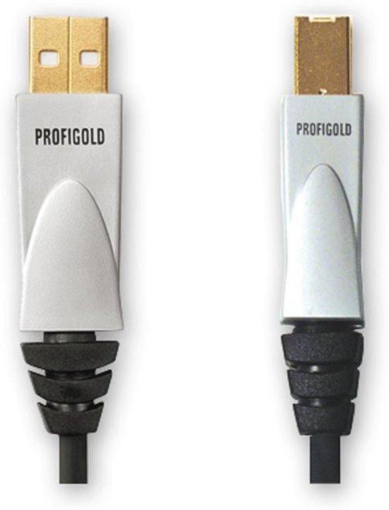 Profigold - USB 2.0 Interconnect A Male - B Male  1.5m - PGM4112