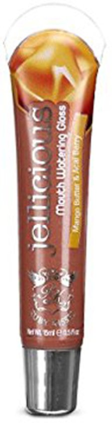 Ruby Kisses Jellicious Mouth Watering Gloss Caramel Frappuchino JLG05